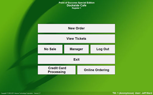 Pos Features Free Restaurant Pos Software